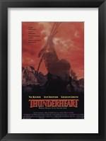 Framed Thunderheart