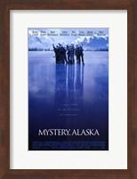 Framed Mystery Alaska Hockey