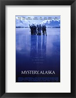Framed Mystery Alaska Hockey