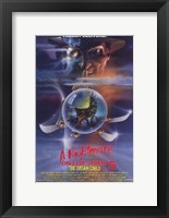 Framed Nightmare on Elm Street 5: Dream Child