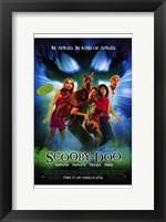 Framed Scooby-Doo