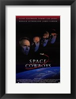 Framed Space Cowboys
