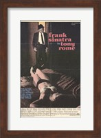 Framed Tony Rome (movie poster)