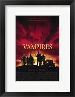 Framed John Carpenter's Vampires