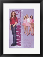 Framed Mean Girls