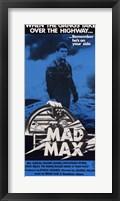 Framed Mad Max Tall
