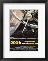 Framed 2001: a Space Odyssey Take Off