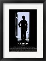 Framed Chaplin