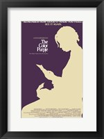 Framed Color Purple - see it again