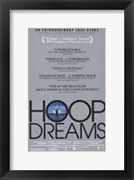Framed Hoop Dreams