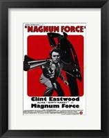 Framed Magnum Force