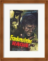 Framed Revenge of Frankenstein