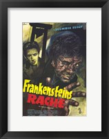 Framed Revenge of Frankenstein