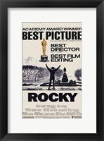 Framed Rocky Best Picture