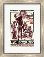 Framed Women in Cages, c.1971