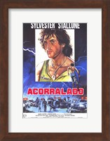 Framed Rambo: First Blood (spanish)