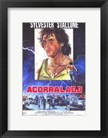 Framed Rambo: First Blood (spanish)