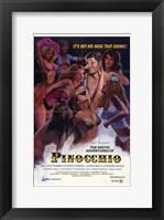 Framed Erotic Adventures of Pinocchio