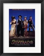 Framed Silverado