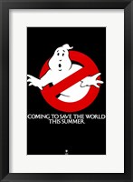 Framed Ghostbusters Coming to Save the World