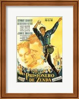 Framed Prisoner of Zenda