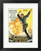 Framed Prisoner of Zenda
