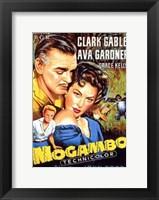 Framed Mogambo