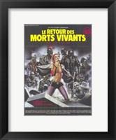 Framed Return of the Living Dead French