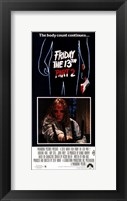 Framed Friday the 13Th Part 2