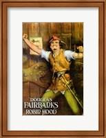 Framed Robin Hood - Douglas Fairbanks