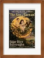 Framed Son of Tarzan, c.1920 - style A