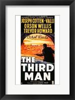 Framed Third Man Carol Reeds