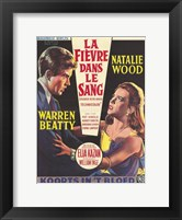 Framed Splendor in the Grass Warren Beatty