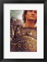 Framed Troy Orlando Bloom