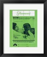 Framed Romeo Juliet