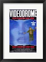 Framed Videodrome Pierre David