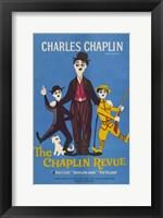 Framed Chaplin Revue
