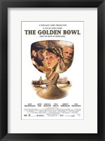 Framed Golden Bowl