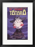 Framed Totoro (My Neighbor)