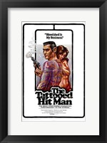 Framed Tattooed Hit Man