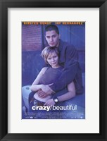 Framed Crazy-Beautiful