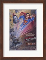 Framed Superman 4: the Quest for Peace Movie