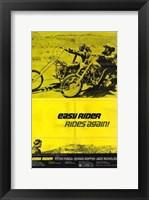Framed Easy Rider Rides Again!
