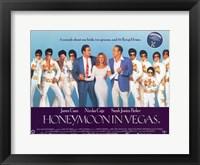 Framed Honeymoon in Vegas