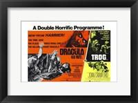 Framed Dracula A.D. 1972 - Trog