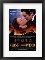 Framed Gone with the Wind Scarlett O'Hara