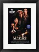 Framed Restoration