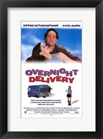 Framed Overnight Delivery