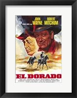 Framed El Dorado