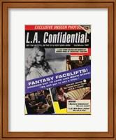 Framed La Confidential - Exclusive Unseen Photos